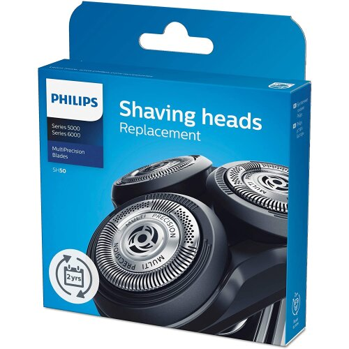 Philips SH50/50 Replacement Blades for Series 5000 Electric Shavers Electric Shavers