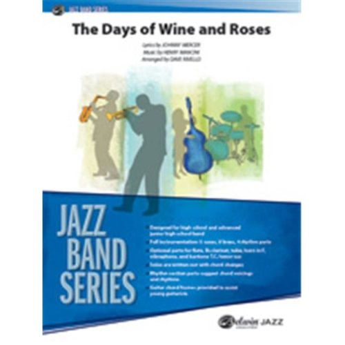 Alfred 00-41132 DAYS OF WINE AND ROSES, THE-JJB