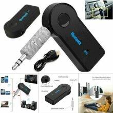 3.5mm Car Wireless Bluetooth V3.0 Audio Receiver Adapter Mini USB