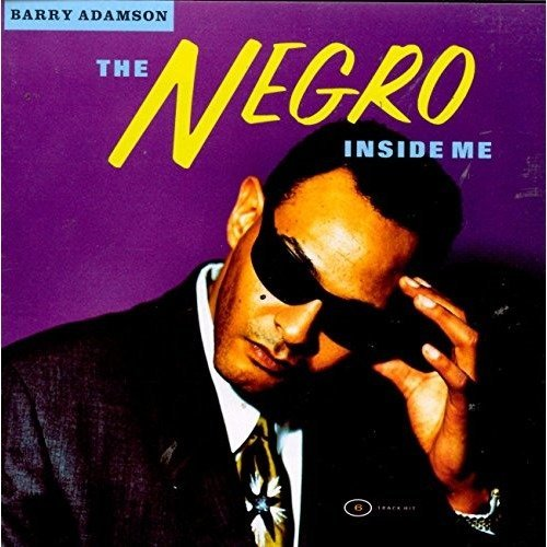 Barry Adamson - the Negro Inside Me [CD]