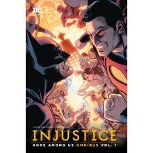 Injustice Gods Among Us Omnibus Volume 1 by Taylor & Tom