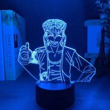 Danganronpa V3 Led Night Light Nagito Komaeda Lamp Bedroom