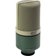 MXL 990 Condenser Microphone with Shockmount and Carrying Case (Surf Green)