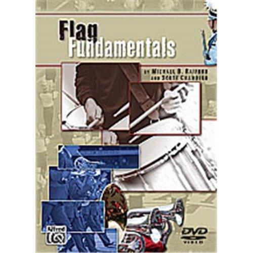 Alfred 00-27605 FLAG FUNDAMENTALS DVD 5