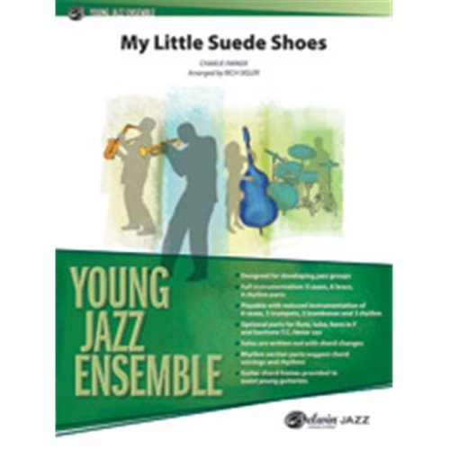 Alfred 00-36035 MY LITTLE SUEDE SHOES-JYJ