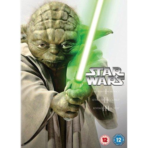Star Wars: Prequel Trilogy (episodes I-iii)