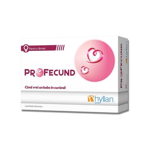Profecund 30 Tablets -- for women fertility problems