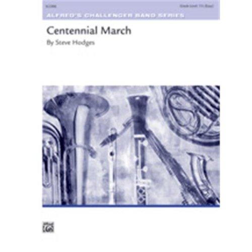 Alfred 00-36676 CENTENNIAL MARCH-CH SET4D