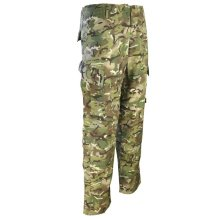 "Kombat Assault Trousers ACU Style BTP MTP 34-36"" Medium"