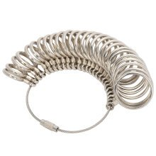 Trixes UK Ring Sizer   Metal Finger Gauge