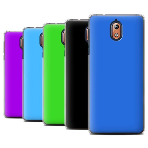 Colours Nokia 3 2018 (3.1) Phone Case Transparent Clear Ultra Slim Thin Hard Back Cover for Nokia 3 2018 (3.1)