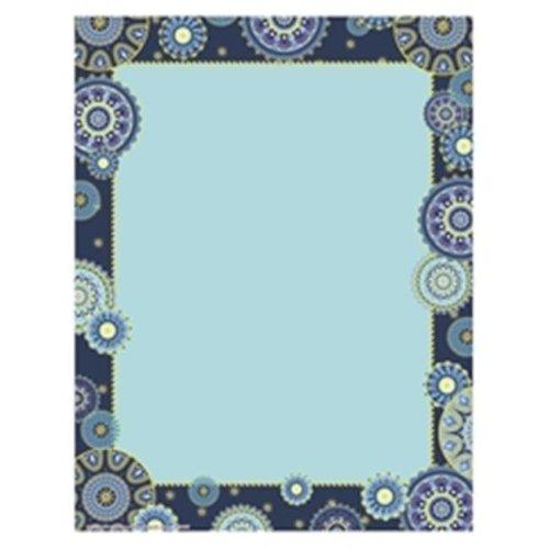 Blue Harmony Lt Blue Computer Paper