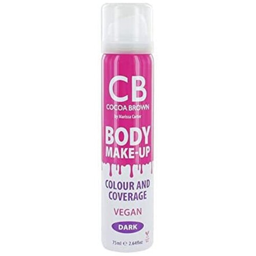 Cocoa Brown Body Makeup Colour & Coverage Dark 75ml