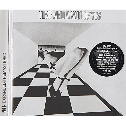 Yes - Time and a Word [expanded and Remastered] [CD]