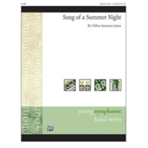 Alfred 00-37815 SONG OF A SUMMER NIGHT-YS SET4D