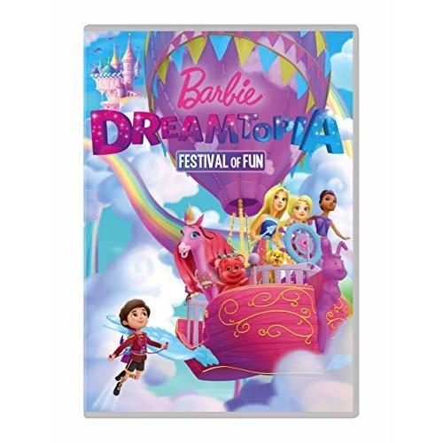 Barbie Dreamtopia - Festival of Fun DVD [2019]