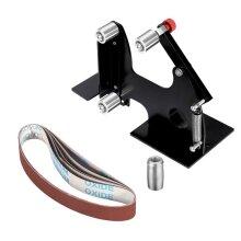 Multifunctional Iron Angle Grinder Sanding Belt Adapter Accessories