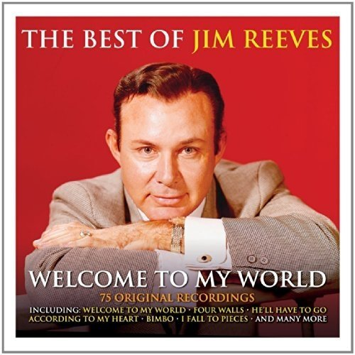 Reeves  Jim - Welcome to My World - the Best [CD]
