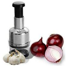 Magic Onion Chopper, Garlic Mincer & Onion Slicer