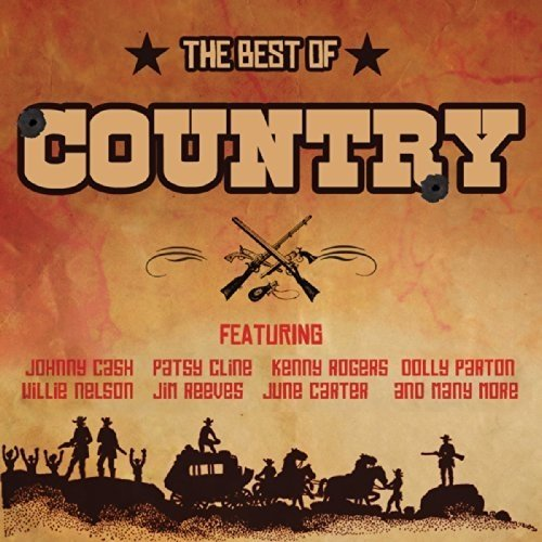 The Best of Country [CD]
