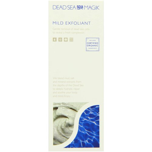 Dead Sea Spa Magik Mild Exfoliant 75ml/2.5oz