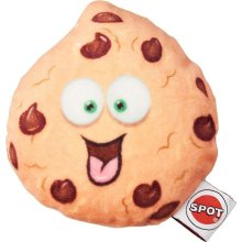 Ethical 54417 Fun Food Chocolate Chip Cookie Plush Toy - Assorted Color, Pack of 48