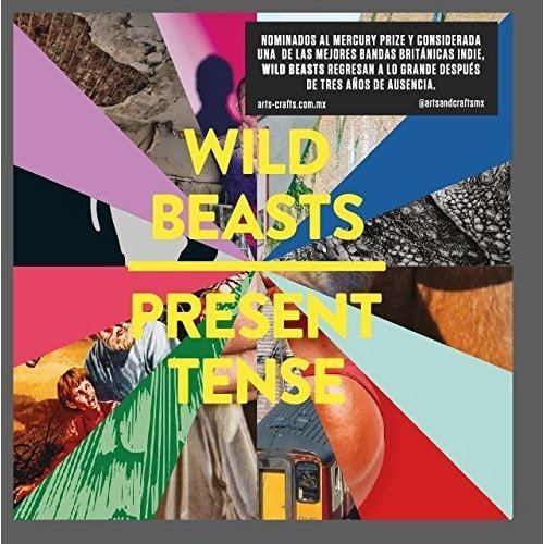 Wild Beasts - Present Tense [CD]