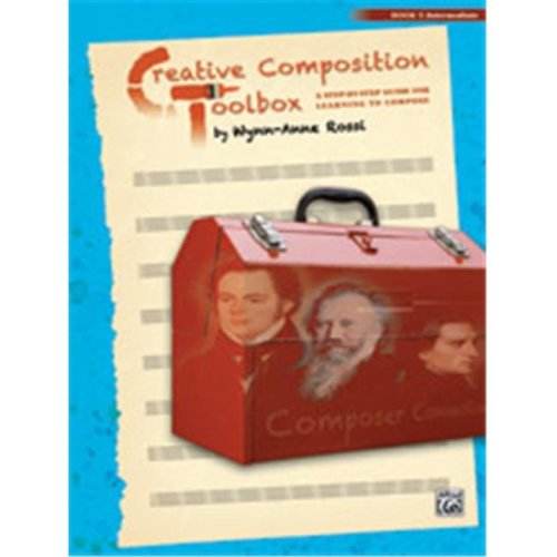 Alfred 00-37739 Creative Composition Toolbox 5 Book