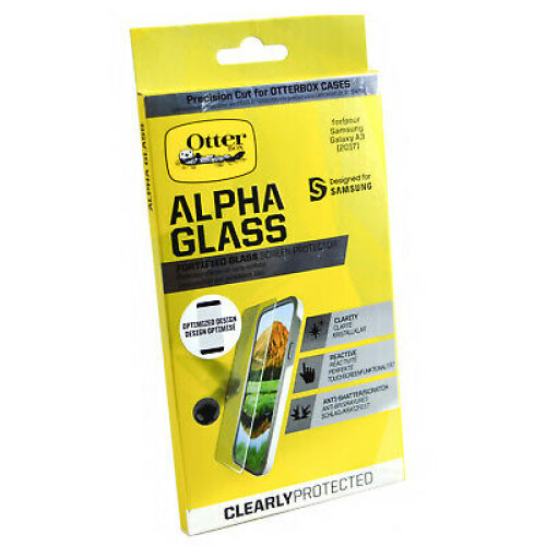 OTTERBOX Samsung Galaxy A3 2017 Clearly Protected Alpha Glass Screen Protector