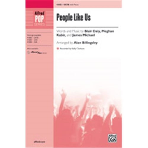Alfred 00-41885 PEOPLE LIKE US-STRX CD