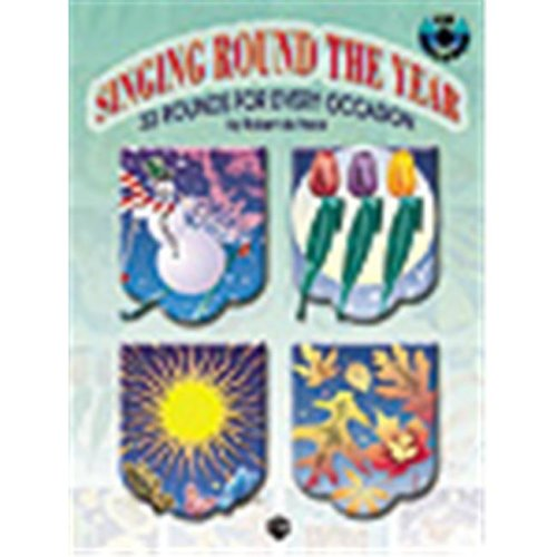 Alfred 00-0567B Singing Round the Year - Music Book