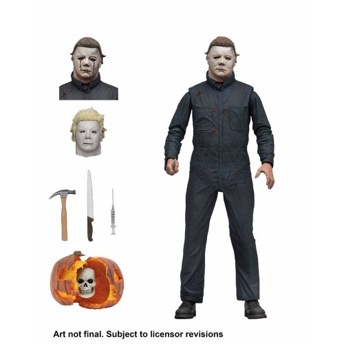 Neca Halloween 2 1981 - Ultimate Michael Myers 7 Inch Action Figures