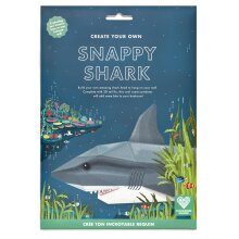 Create Your Own Snappy Shark