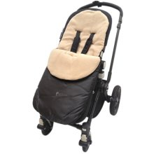 Chicco Footmuff / Cosy Toes Compatible with Urban London Echo Multiway Lite Way Sand