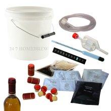 Whisky Making Kit - 4.5L Homebrew Whiskey 21% Scotch Irish Moonshine Spirit
