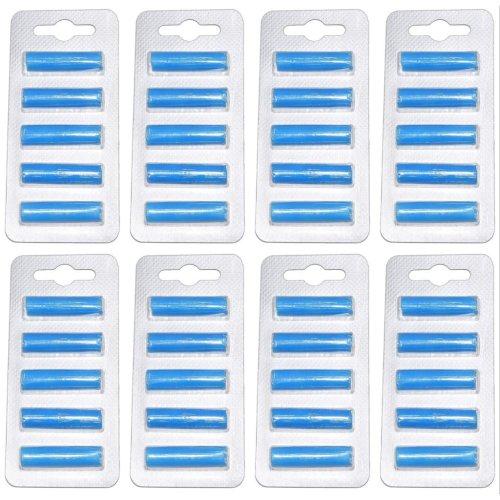 Vacuum Cleaner Air Fresheners Ocean Scent x 40 Pellets