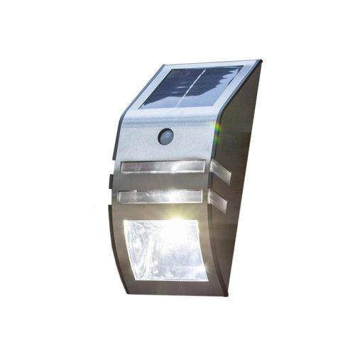 Hyfive LED Solar Security Light   Motion Sensor Floodlight