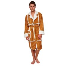 Only Fools and Horses Del Boy Adult Fleece Dressing Gown