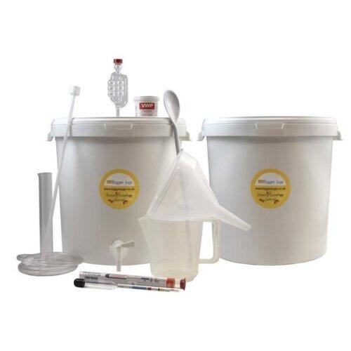Bigger Jugs BJ #5 Premium Kit | 30-Bottle Winemaking Equipment Set - Homebrew