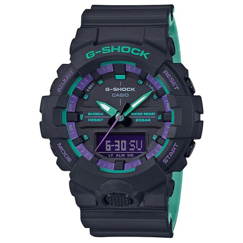 Casio G-Shock GA-800BL-1A Analog-Digital Men's Brand New Watch