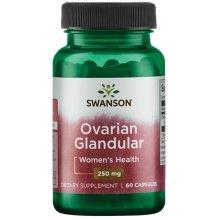 Swanson  Raw Ovarian Glandular, 250mg - 60 caps