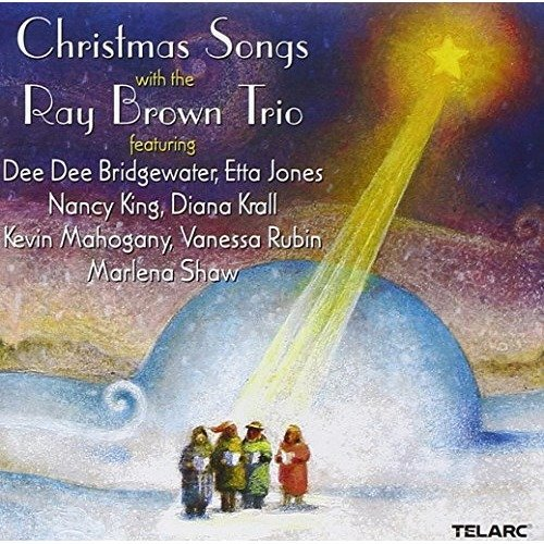 Ray Brown Trio - Christmas Songs with the Ray Brown Trio [CD]