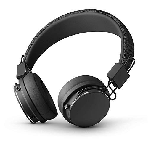 Urbanears Plattan 2 Bluetooth On-Ear Headphone Black (04092110)