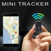 Mini GPS Tracker Anti-Theft Device Smart Locator Voice Magnetic Recorder