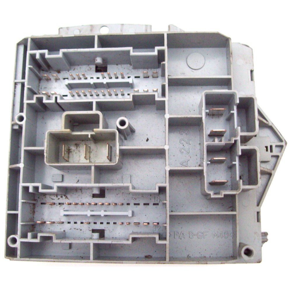 Used Fiat Punto Fuse Box Fusebox Fire 46763642 On Onbuy