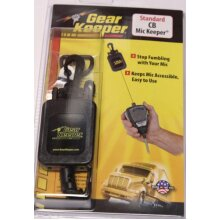 Gear-Keeper Standard Retractable CB radio Mic-rophone Holder