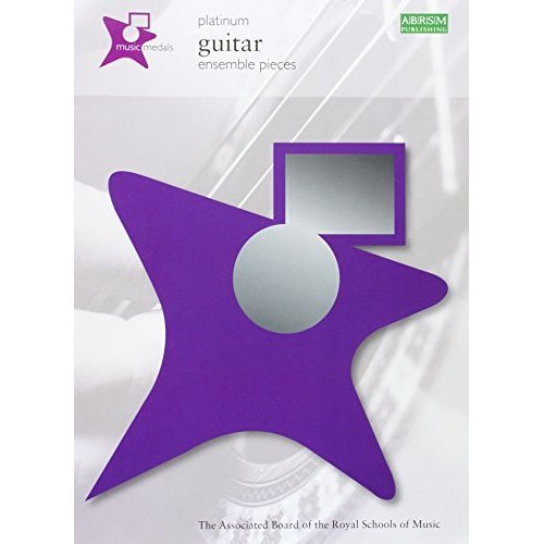 Music Medals Platinum Guitar Ensemble Pieces (ABRSM Music Medals)