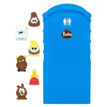 Poopeez Collectibles Multipack Includes Collector Case & 6 Characters