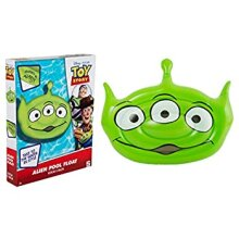 Sambro Disney Toy Story 4 Outdoor Swimming Giant Alien Shaped Float Perfect Summer Holiday Beach Pool Accessory