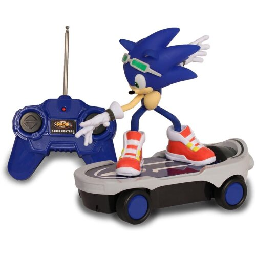 Sonic The Hedgehog - Sonic Free Riders - Remote Control